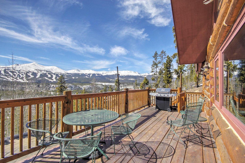 4BR Breckenridge Home | Ski Area Views | Private Hot Tub | 5
