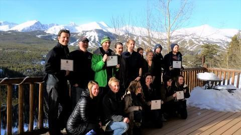 SkyRun Breckenridge Recognized as a Breckenridge Service Champion